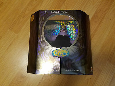 Disney Little Mermaid Great Villains Collection SEA WITCH URSULA Limited Edition