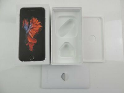 Genuine Official Apple iPhone 6S 32GB Space Grey Gray Empty Retail Box