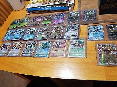 Pokemon EX lv. X Card Lot! 22 Ultra Rare Cards! English & Japanese! Lot #4