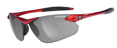 Tifosi Seek FC Metallic Sunglasses Metallic Red/Smoke