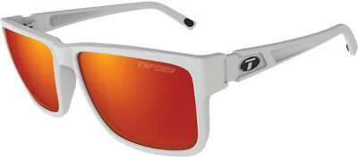 Tifosi Hagen XL Sunglasses White/Red