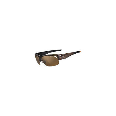 Tifosi Elder Crystal Brown Polarized Sunglasses