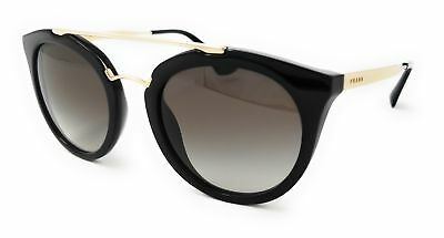 Prada Sunglasses PR23SSF 1AB0A7 black/grey gradient