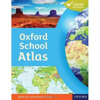 Oxford School Atlas 2012 - Paperback NEW Wiegand, Patric 2012-07-30