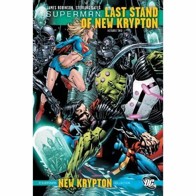 Last Stand of New Krypton, Volume 2 - Paperback NEW Gates, Sterling 2012-03-09