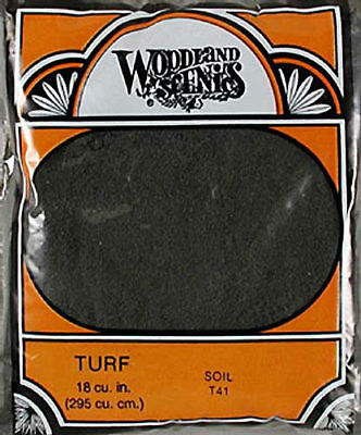 NEW Woodland Scenics Turf Fine Soil T41