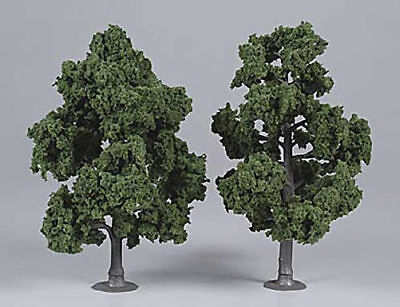 NEW Woodland Scenics Assembled Tree Dark Green 6  TR1514