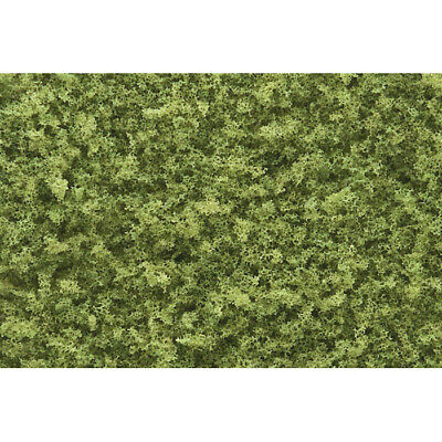 NEW Woodland Scenics Turf Coarse Light Green 12 oz T63