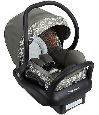 Maxi-Cosi Mico Max 30 Air Protect Infant Car Seat w/ Base EVV Graphic Flower