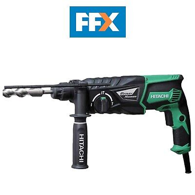 Hitachi DH26PXL 110v SDS+ 3 Mode Hammer Drill 830w