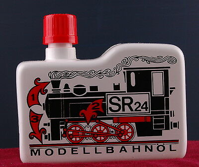 [100ml = modellbahn- Cleaning & Steam Oil SR 24 225ccm NEW
