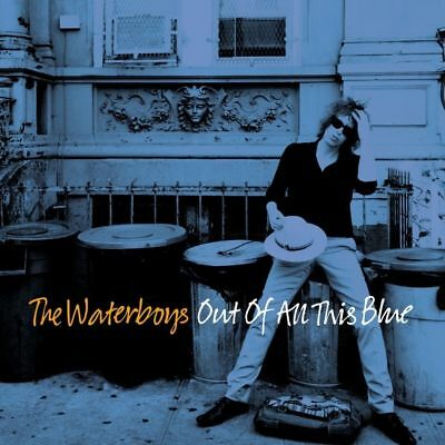 The Waterboys Out Of All This Blue 2 X Cd New Sealed 2017