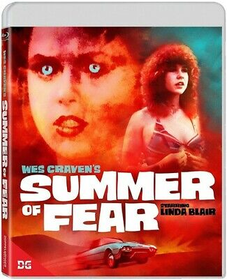 Summer of Fear [New Blu-ray]