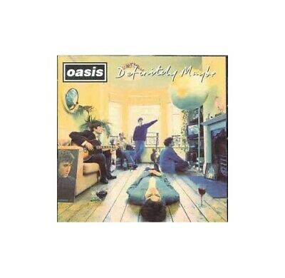 Oasis - Definitely Maybe - Oasis CD LUVG The Cheap Fast Free Post The Cheap Fast