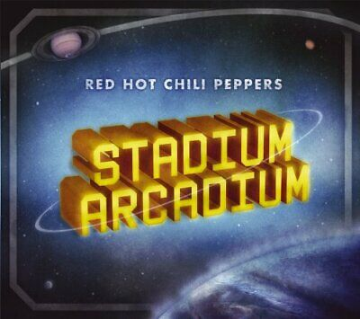 Red Hot Chili Peppers - Stadium Arcadium - Red Hot Chili Peppers CD OYVG The The