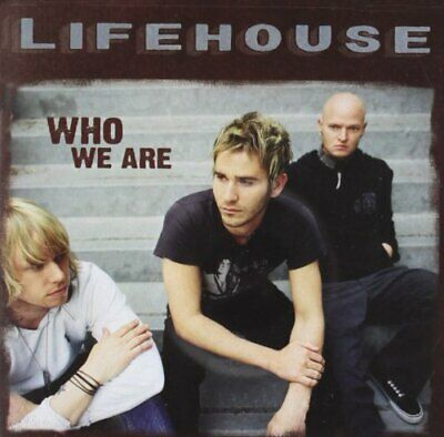 Lifehouse - Who We Are - Lifehouse CD 5IVG The Cheap Fast Free Post The Cheap