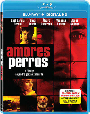 Amores Perros [New Blu-ray] Ac-3/Dolby Digital, Digitally Mastered In Hd, Digi