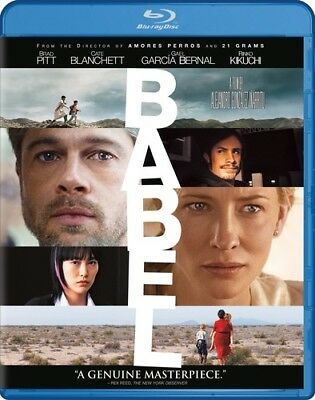 Babel [New Blu-ray] Ac-3/Dolby Digital, Widescreen