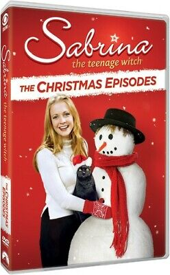Sabrina, The Teenage Witch: Christmas Episodes [New DVD] Full Frame, Subtitled