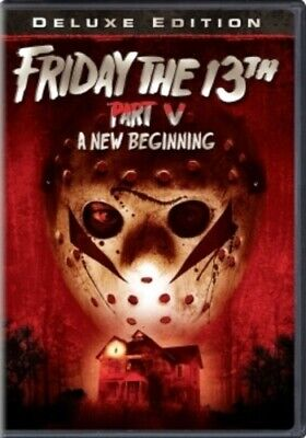 Friday the 13th, Part V: A New Beginning [New DVD] Ac-3/Dolby Digital, Mono So