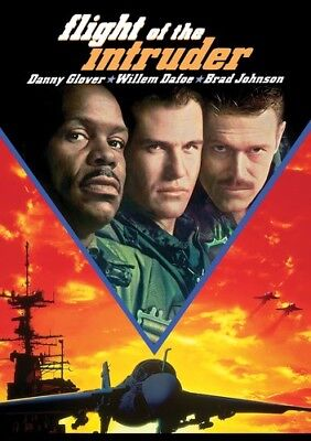 Flight of the Intruder [New DVD] Ac-3/Dolby Digital, Dolby, Widescreen