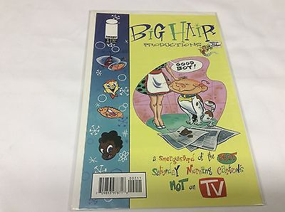 Big Hair Productions#1 (Image/2015-S28) Comic Book Lot Of 1