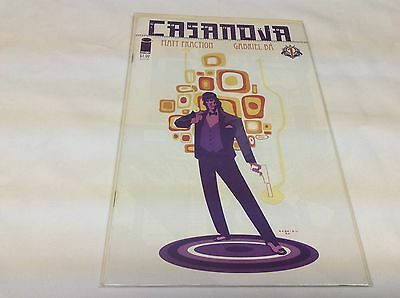 Cassanova#1 (Image/fraction/ba/2015-S43) Comic Book Set Lot Of 1