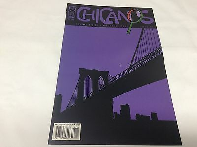 Chicanos#1 (Idw/trillo/risso/2015-S36) Comic Book Set Lot Of 1