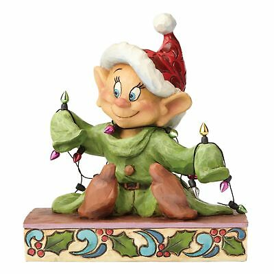 Disney Traditions Light Up The Holidays (Dopey Figurine)