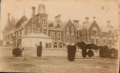 Little Dalby Hall near Melton Mowbray by W.Till.