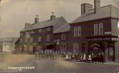 Countesthorpe near Wigston & Leicester # N. The King William the Fourth.