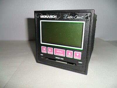 MONARCH PAPERLESS RECORDER DATA-CHART DC-1200 POWER MODULE 115VAC tested