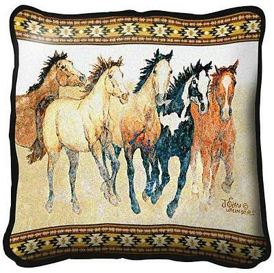"17"" x 17"" Pillow - Steppin' Out 3885"