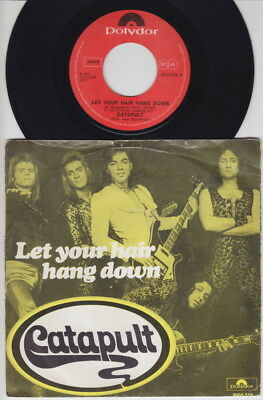 CATAPULT * 1974 Dutch GLAM Rock JUNKSHOP * Proto PUNK 45 * Listen!