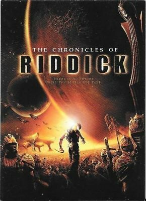 The Chronicles Of Riddick ....  Autograph Card       Choose