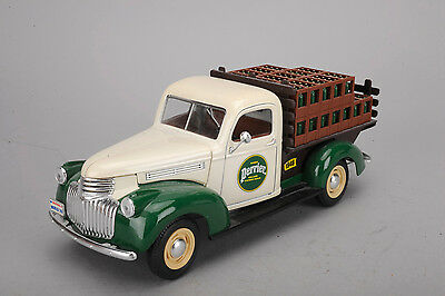 "Solido Chevrolet 1946 Getränkewagen ""Perrier"" 1:19 made in France"