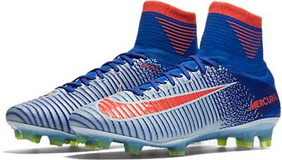 Women's Nike Mercurial Superfly V FG Soccer Cleats -Size 7 -844226 464 <New>