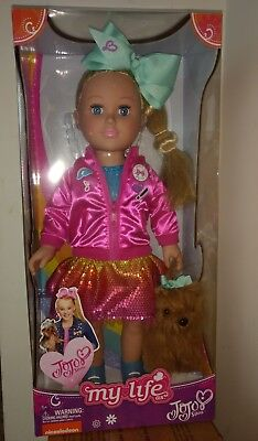 Jojo Siwa My Life As Doll WALMART EXCLUSIVE 18 inch
