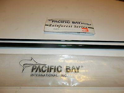 Pacific Bay Rainforest Fly Blank 8' 5wt 2pc IM6 Graphite