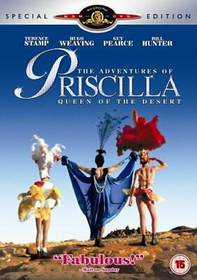 The Adventures of Priscilla, Queen of the Desert (1994) [DVD] - DVD  X6VG The