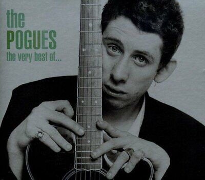 The Pogues - The Very Best of The Pogues - The Pogues CD 72VG The Cheap Fast The