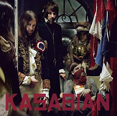 Kasabian - West Ryder Pauper Lunatic Asylum - Kasabian CD CWVG The Cheap Fast