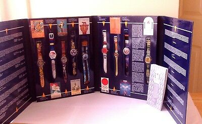 Swatch Historical Olympics Games Collection