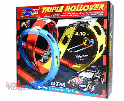 Triple Rollover Racecourse Looping Audi RS5 DTM Race Toy Young Vehicle