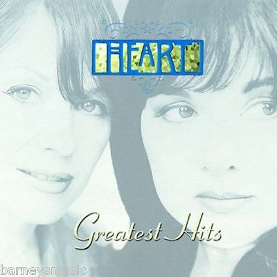 Heart ( New Sealed Cd ) Greatest Hits / The Very Best Of