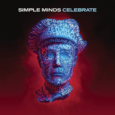 SIMPLE MINDS (NEW SEALED 2 x CD SET) CELEBRATE / THE GREATEST HITS VERY BEST OF