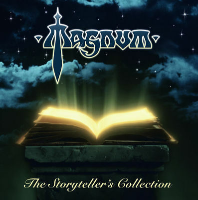 MAGNUM ( NEW SEALED 2 x CD ) STORYTELLER'S COLLECTION GREATEST HITS VERY BEST OF