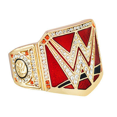 WWE Universal Championship Finger Ring with Box