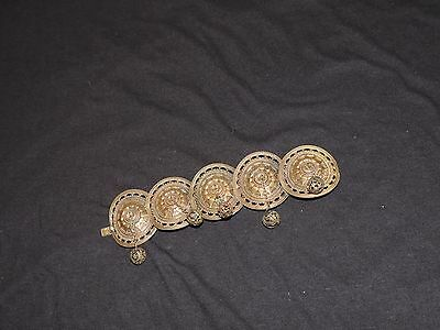 Antique Victorian Bracelet Jewelry Etruscan (xx736)