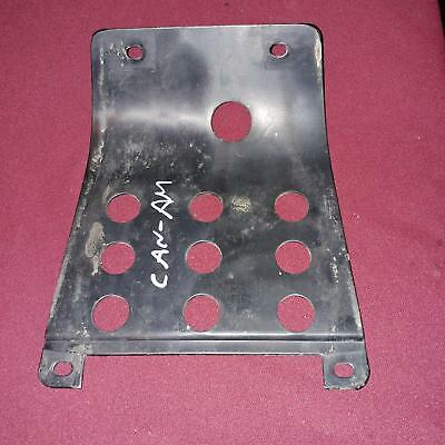 75 Can Am MX2 Bombardier MX-2 125 FRAME ENGINE SKID PLATE